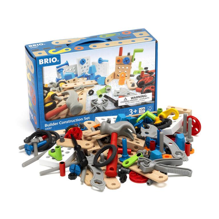 BRIO Builder Construction Set - English Edition