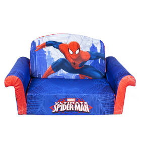 Flip Open Sofa - Spiderman