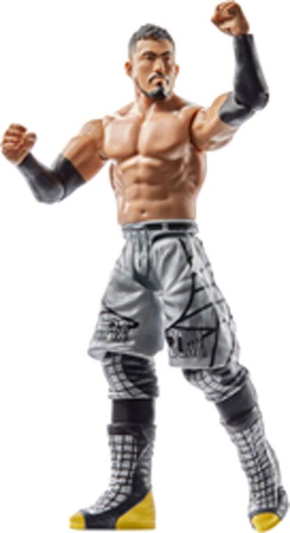 WWE Akira Tozawa Figure