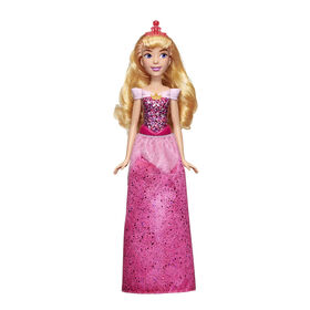 Disney Princess Royal Shimmer - Poupée Aurore.