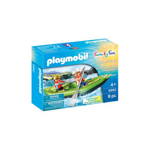 Playmobil - Whitewater Rafters