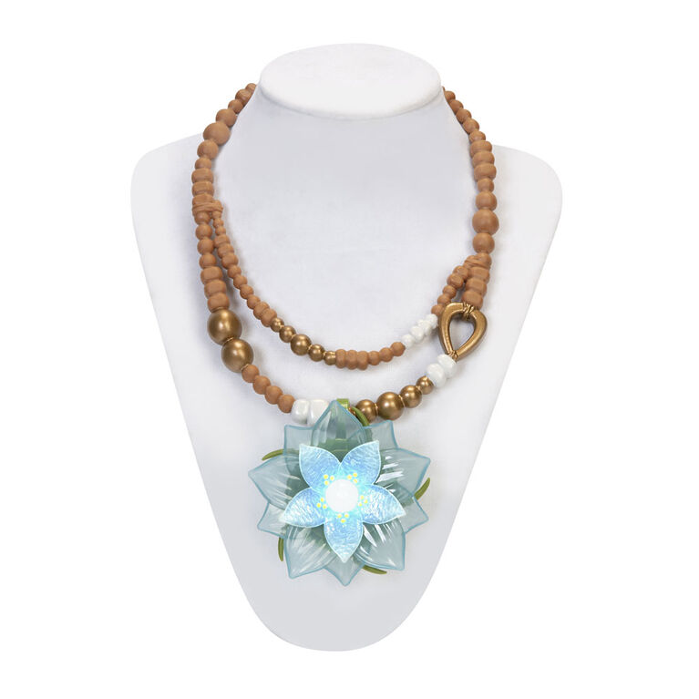 Disney's Raya and the Last Dragon - Flower Light Up Necklace