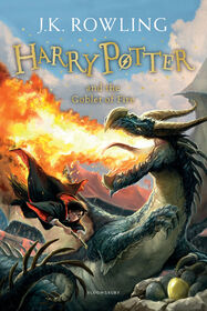 Harry Potter and the Goblet of Fire - English Edition