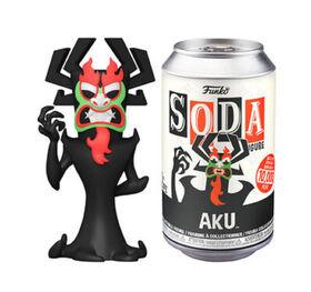 Funko SODA Animation: Samurai Jack - Aku