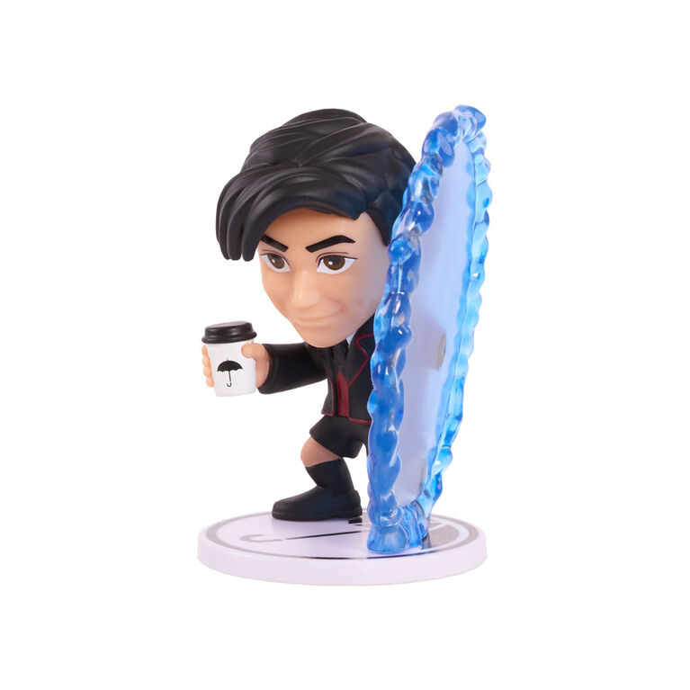 """The Umbrella Academy 2.75"""" Stylized Collectible Figure- Five - R Exclusive"""