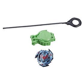 Beyblade Burst Turbo - Kit de départ Slingshock Wonder Valtryek V4 avec propulseur.