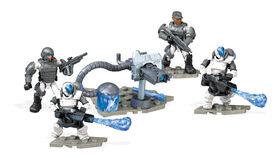 Mega Construx - Halo - Escadron Blizzard de l'UNSC, équipe d'intervention de Soldats Cryo
