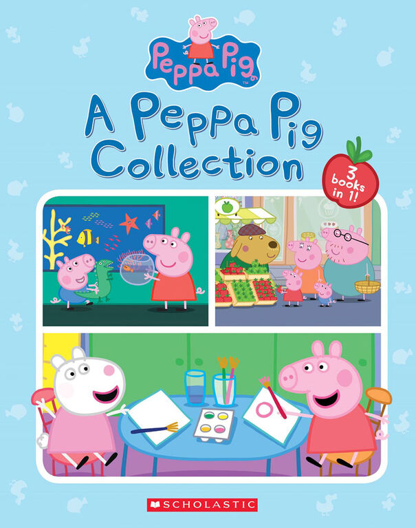 Scholastic - Peppa Pig Collection - Édition anglaise