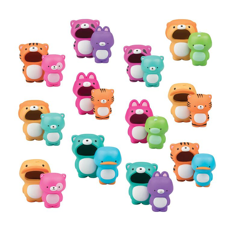 Soft'n Slo Squishies Costume Cuties - Colours and styles may vary