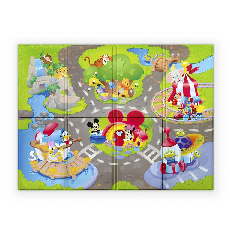 Disney BabyMC Disney Tapis de jeu avec mes copains.
