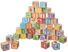 Imaginarium Discovery - Jumbo Alphabet Blocks - English Edition