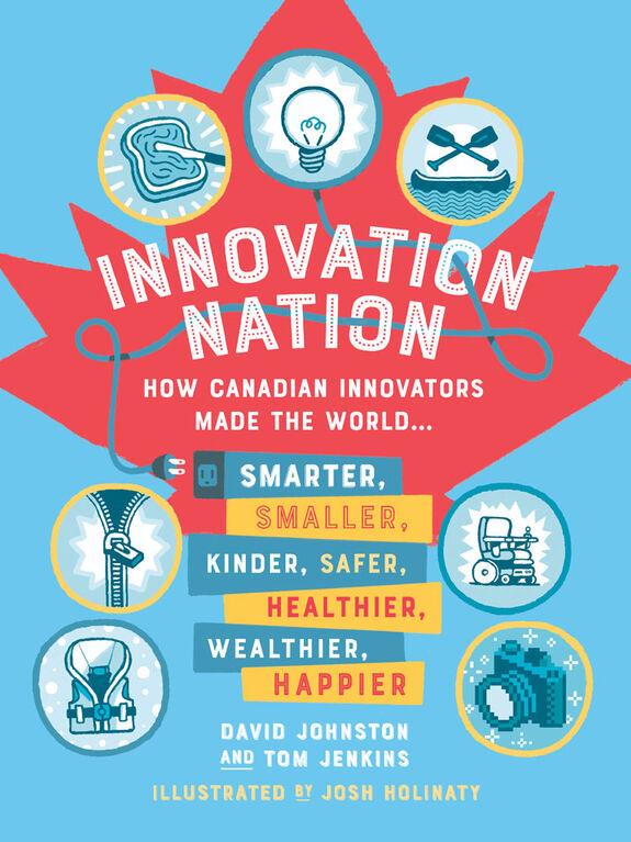 Innovation Nation - English Edition