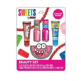 Hershey Sweets Beauty Set(Nail/Lip Balm)