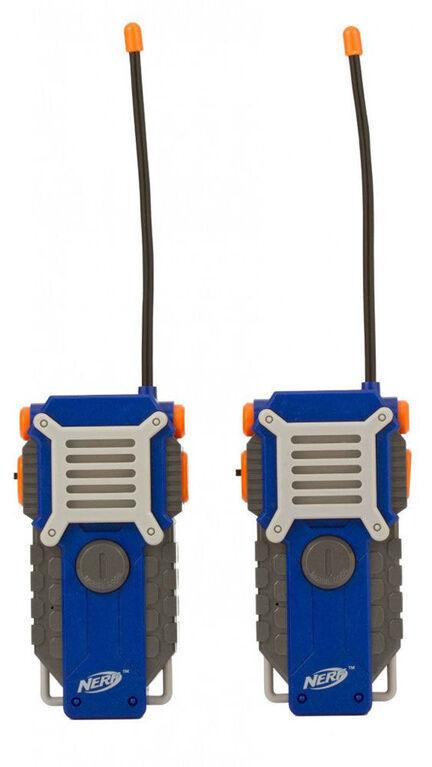 NERF Émetteurs-Récepteurs