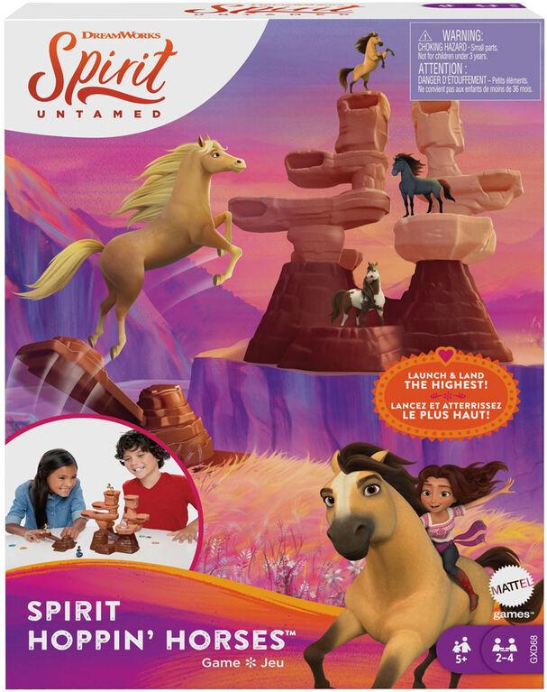 Spirit Hoppin' Horses