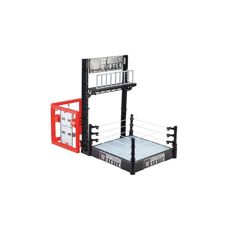WWE - Wrekkin - Coffret De Jeu Performance Center