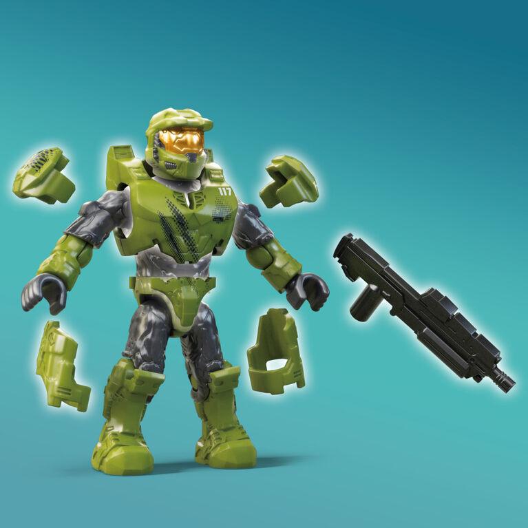Mega Construx Halo Infinite UNSC Wasp Onslaught Vehicle