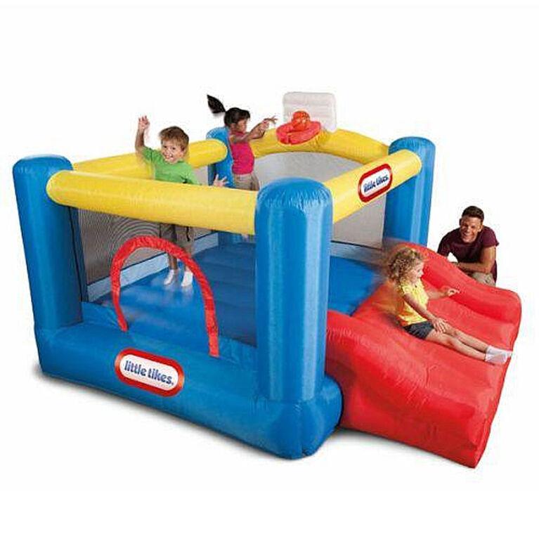 Little Tikes - Junior Sports 'N Slide Bouncer