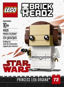 LEGO BrickHeadz Star Wars Princesse Leia Organa 41628