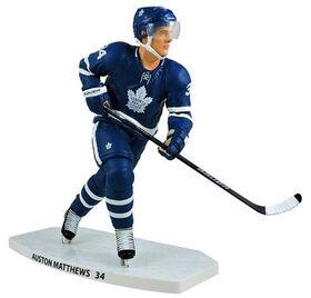 Auston Matthew Maple Leafs Toronto LNH Figurine 12'.