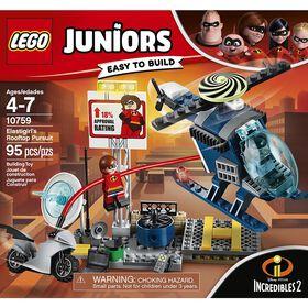 LEGO Juniors La poursuite sur les toits d'Elastigirl 10759.