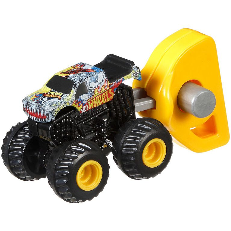 Hot Wheels - Monster Jam Mighty Minis Blind Pack - Styles May Vary