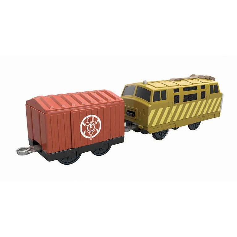 Thomas & Friends TrackMaster Motorized Diesel 10 Engine - English Edition