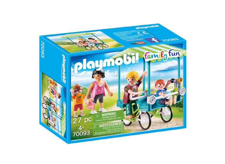 Famille et rosalie, Playmobil Family Fun