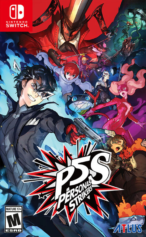 Nintendo Switch - Persona 5 Strikers