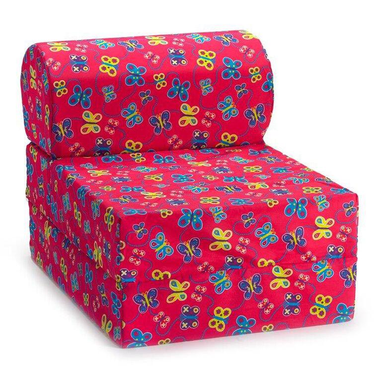 Comfy Kids Flip Chair - Butterfly