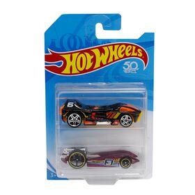 Hot Wheels - Prêts pour la course - Coffret de 2 - Les styles peuvent varier.
