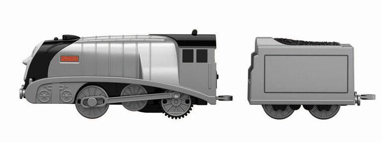 Thomas & Friends TrackMaster Motorized Spencer Engine - English Edition
