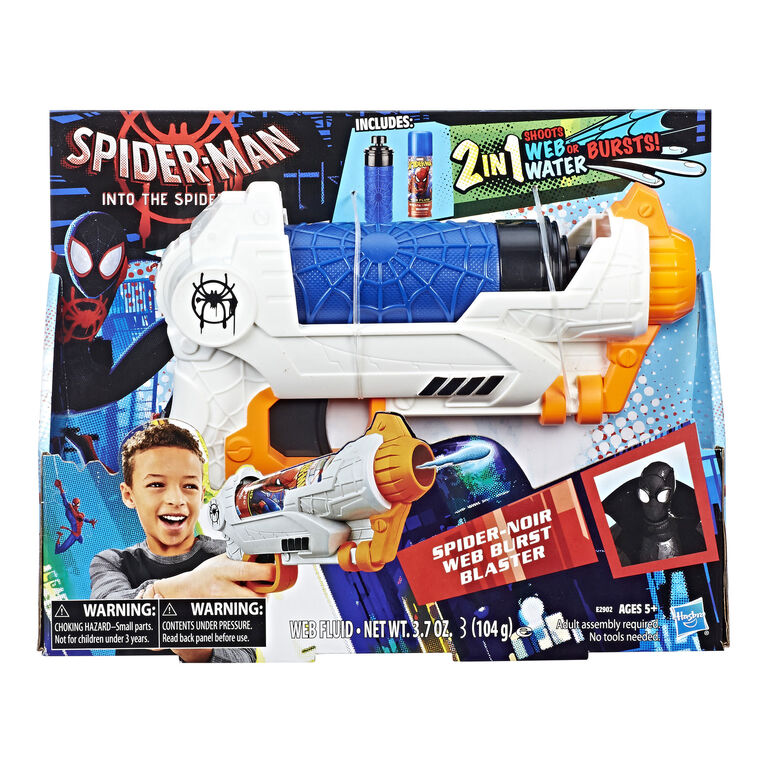 Spider-Man: Into the Spider-Verse Spider-Noir Web Blaster