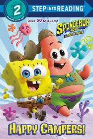 The SpongeBob Movie: Sponge on the Run: Happy Campers! (SpongeBob SquarePants) - Édition anglaise