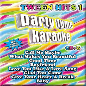 CD-Karaoke Tween Hits 1