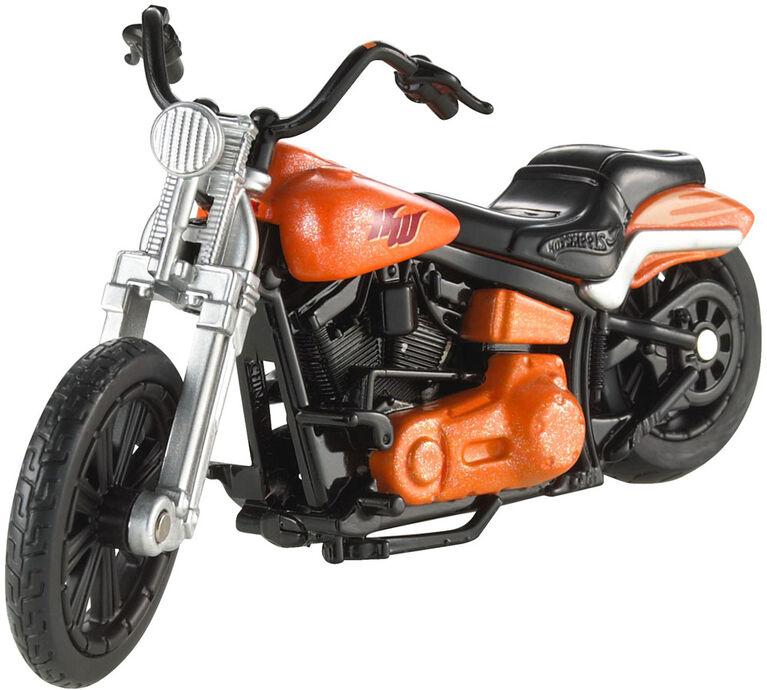 Hot Wheels X-blade Vehicle - English Edition
