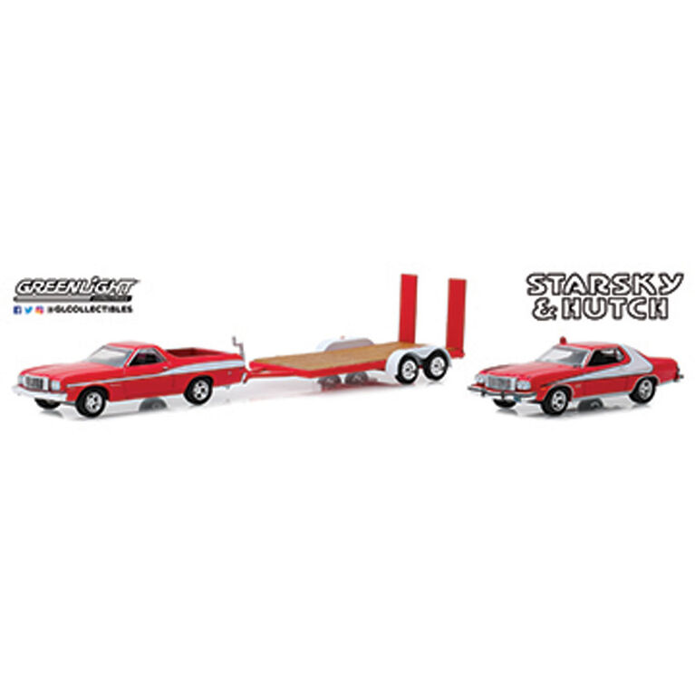 1:64 Hollywood Hitch & Tow Series 7 - Colours and styles may vary