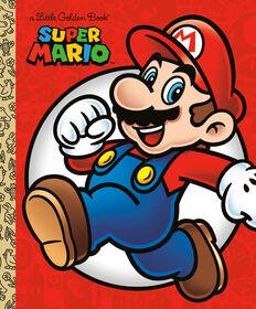 Super Mario Little Golden Book (Nintendo) - English Edition