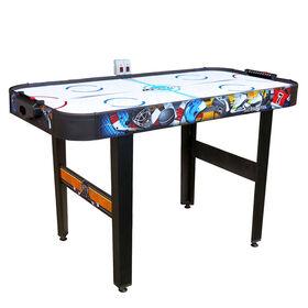 Table de hockey sur coussin d''''air de 122 cm.