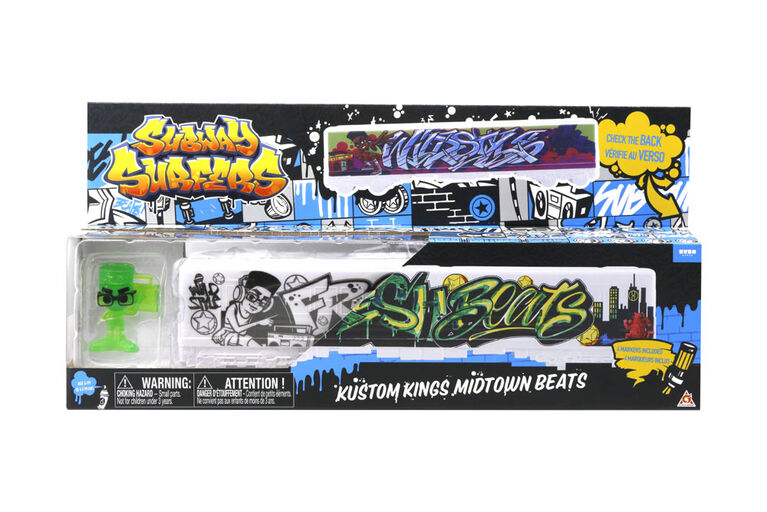 Subway Surfers Kustom Kings - Midtown Beats - R Exclusive