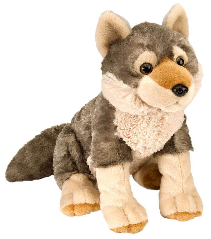 CK, Cuddlekin Wolf from Wild Republic