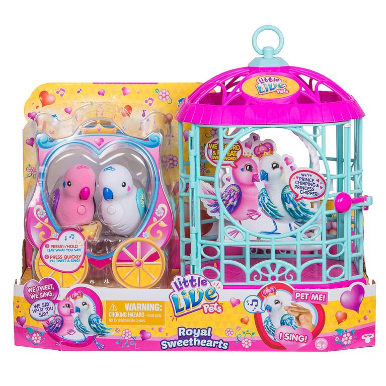 Moose - Little Live Pet Royal Sweethearts - R Exclusive