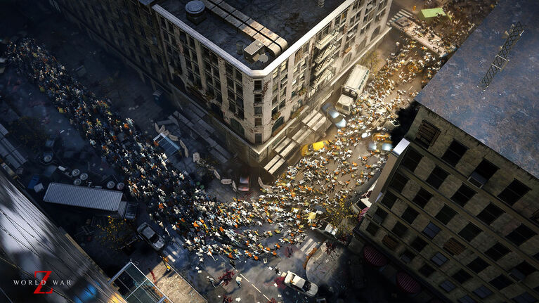 Xbox One - World War Z