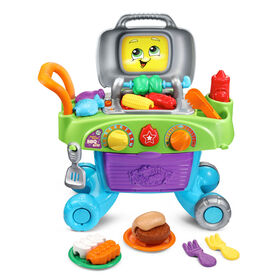 LeapFrog Smart Sizzlin' BBQ Grill - English Edition