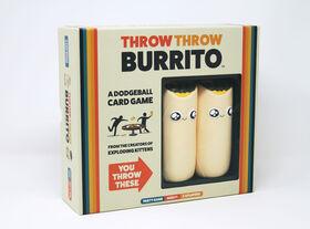 Throw Throw Burrito - English Edition