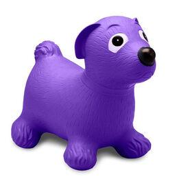 Purple Dog Bouncer