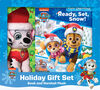 Phoenix - Ready, Set, Snow! Holiday Gift Set - First Look and Find Activity Book with Marshall Plush! - English Edition