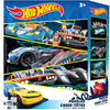 Hot Wheels Ensemble De 3 Casse-Tête (3 X 24Mcx)