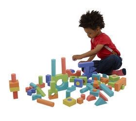 Imaginarium Discovery - Foam Building Blocks