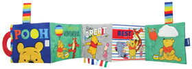 Livre souple accordeon de Winnie the Pooh